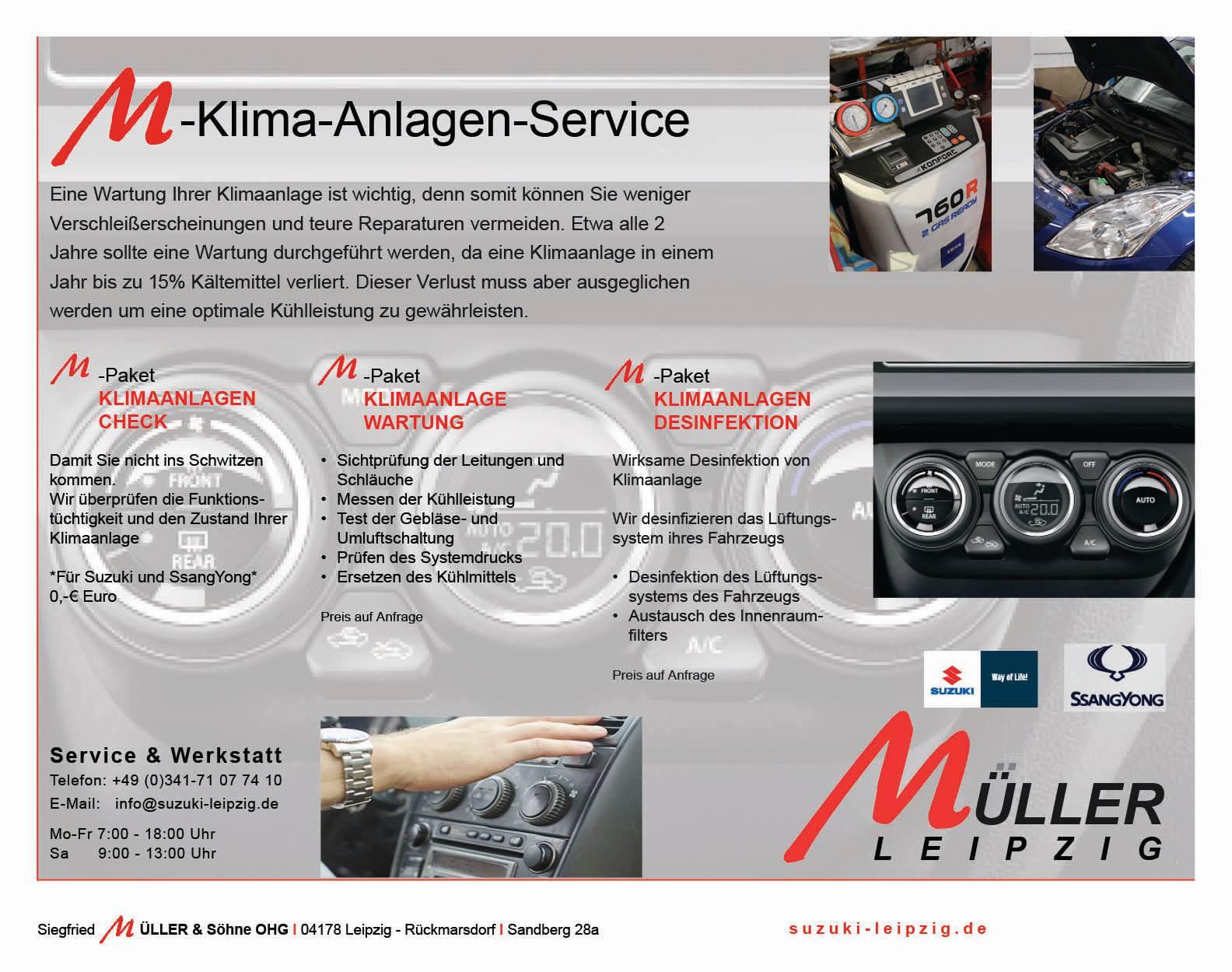 KLima Anlage Service