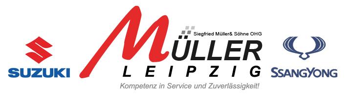 Suzuki Müller Leipzig Logo